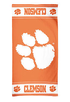 WinCraft Clemson Tigers Beach Towel