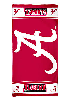WinCraft Alabama Crimson Tide Beach Towel
