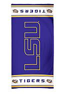 LSU Tigers Beach Towel