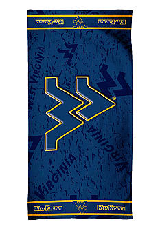 WinCraft West Virginia Mountaineers Beach Towel