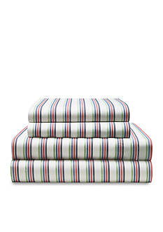 Tommy Hilfiger Matanzas Stripe King Sheet Set