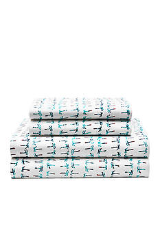 Tommy Hilfiger Sunny Palms Full Sheet Set
