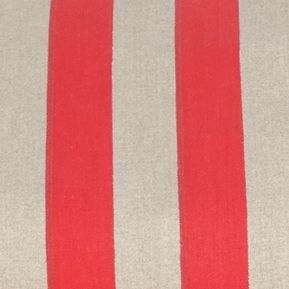 Tommy Hilfiger For The Home Sale: Cherry Tommy Hilfiger SEAPORT STRIPE CHERRY QN SS