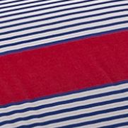 Beach Bedding: Multi Tommy Hilfiger Newport Euro Sham