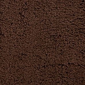 Bath Rugs: Cocoa Christy Large Bath Rug 25-in.x 42-in.