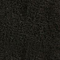 Bath Rugs: Black Christy Large Bath Rug 25-in.x 42-in.