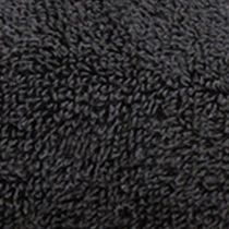 Solid Towels: Black Christy SUPREME HYGRO BATH SHEET