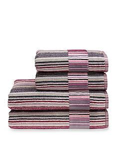Christy Supreme Stripe Bath Towel 30-in.x 54-in.