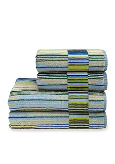 Christy Supreme Stripe Washcloth 13-in.x 13-in.
