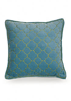 Jessica Simpson Amrita Medallion Decorative Pillow 18-in. x 18-in.