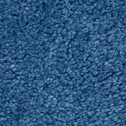 Bath Mats: Ensign Blue Biltmore Century Latex Back Rug 24-in. X 40-in.