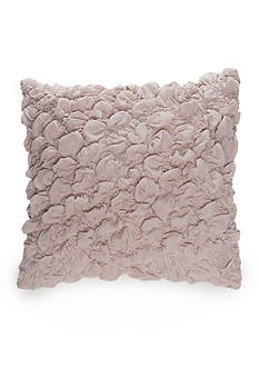 New Directions Wyatt Khaki Textured Decorative Pillow