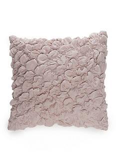 New Directions Wyatt Khaki Textured Decorative Pillow