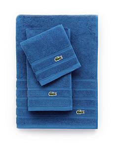 Lacoste Croc Ocean Bath Towel
