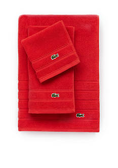 Lacoste Croc Formula 1 Washcloth