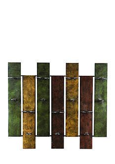 Southern Enterprises Hazelton Wall Wine Rack
