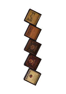 Southern Enterprises Evora Wall Wine Rack