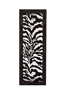 Southern Enterprises Zebra Wall Jewelry Rack