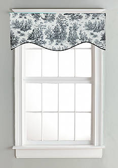 Victor Mill JAMESTOWN VALANCE