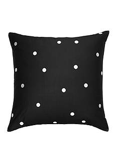 kate spade new york DECO DOT BLACK EURO