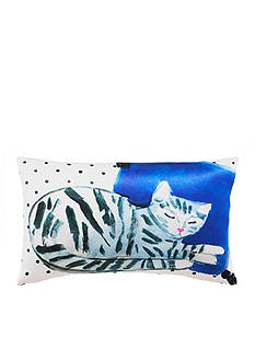 kate spade new york Cat Nap Decorative Pillow
