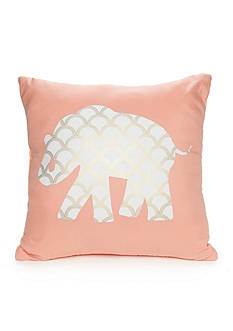 Best in Class Melon Elephant Decorative Pillow