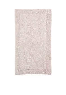 GRUND Grund Organic Cotton Bath Rugs, Puro Series, 21-Inch by 34-Inch, Panna Cotta