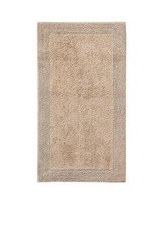 GRUND Grund Organic Cotton Bath Rug, Puro Series, 21-in x 34-in, Driftwood