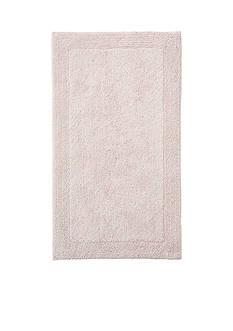GRUND Grund Organic Cotton Bath Rug, Puro Series, 24-Inch by 40-Inch, Panna Cotta