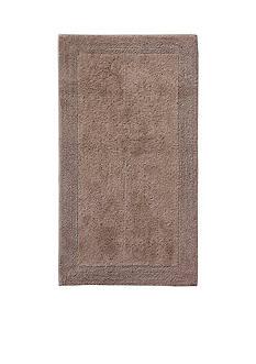 GRUND Grund Organic Cotton Bath Rug, Puro Series, 24-Inch by 40-Inch, Choco Cream