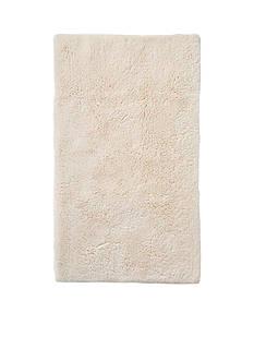 GRUND Grund Organic Cotton Bath Rug, Namo Series, 21-Inch by 34-Inch, Cream