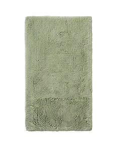 GRUND Grund Organic Cotton Bath Rugs, Namo Series, 21-Inch by 34-Inch, Green Tea