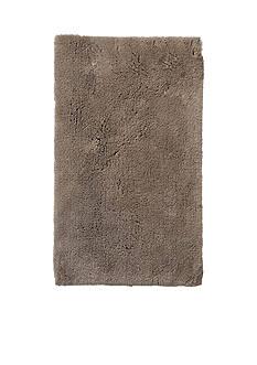GRUND Grund Organic Cotton Bath Rug, Namo Series, 17-Inch by 24-Inch, Taupe