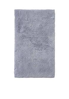 GRUND Grund Organic Cotton Bath Rug, Namo Series, 17-Inch by 24-Inch, Denim