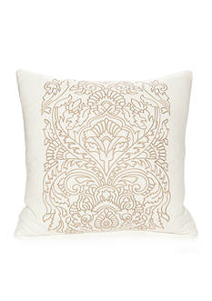 Modern.Southern.Home.™ Carson Crewel Embroidered Medallion Decorative Pillow