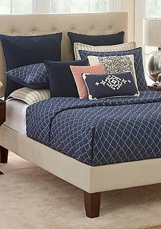 Modern.Southern.Home.™ Dory Queen Coverlet Mini Set 92-in. x 96-in.