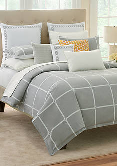 Modern.Southern.Home.™ Reece Queen Comforter Mini Set 92-in. x 96-in.