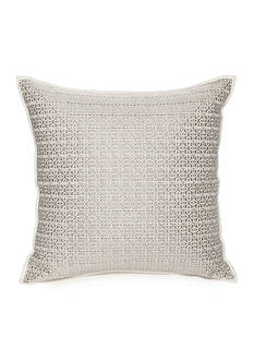 Modern.Southern.Home.™ Reece Embroidered Tribal Grid Decorative Pillow