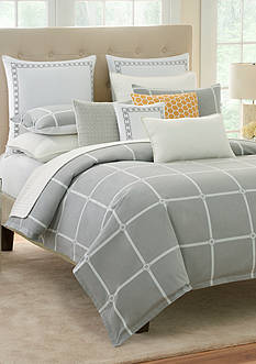 Modern.Southern.Home.™ Reece Queen Duvet Mini Set 92-in. x 96-in.
