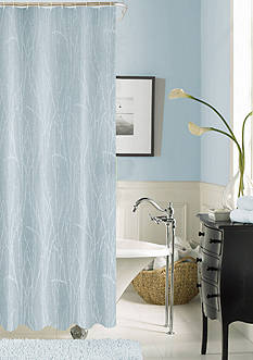 Dainty Home Woodbury Shower Curtain