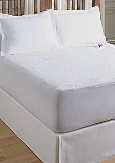 Serta SERTA HEATED SHERPA MATTRESS PADCAL KING