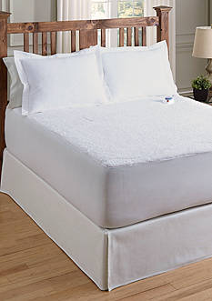 Serta SERTA SHERPA PLUSH SHEET PROGRAMMABLE HEATED ELECTRIC WARMING MATTRESS PAD KING