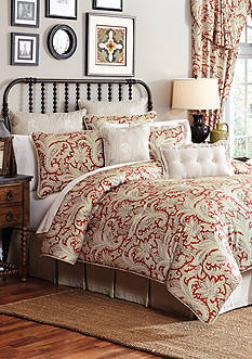 Croscill LEELA KING COMFORTER SET