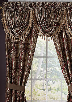 Croscill Bradney Pole Top Drapery