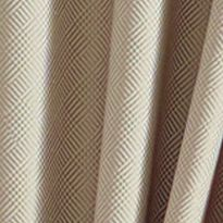 Elegant Bedding: Taupe Croscill AVERY POLE TOP DRAPERY 82X84