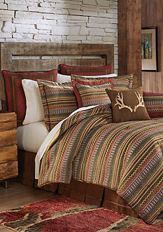 Croscill Horizons WC King Comforter Set