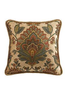 Croscill Minka 18x18 Square Pillow