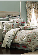 Retreat Aqua King Comforter Set 110-in. x 96-in.