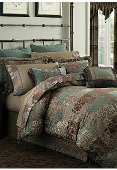 Croscill Galleria Bedding Collection-Chocolate