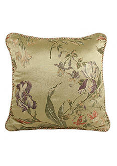 Croscill IRIS SQUARE PILLOW